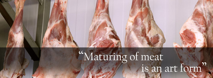 Maturing of Meat